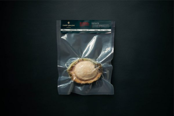 Individually Quick Frozen Greenlip Abalone