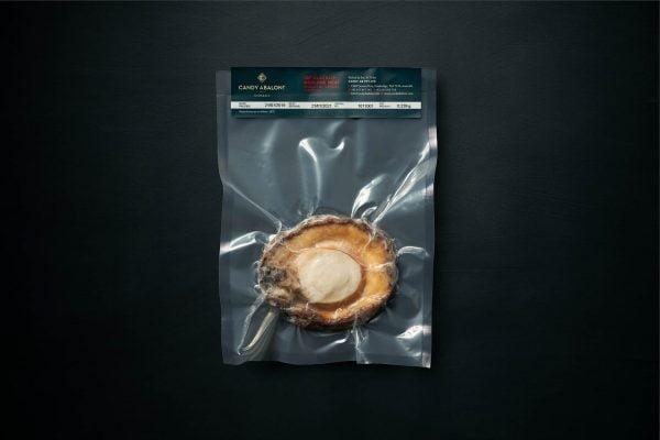 Individually Quick Frozen Blacklip Abalone