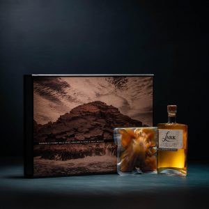 Candy Abalone and Lark Distillery Whisky Box