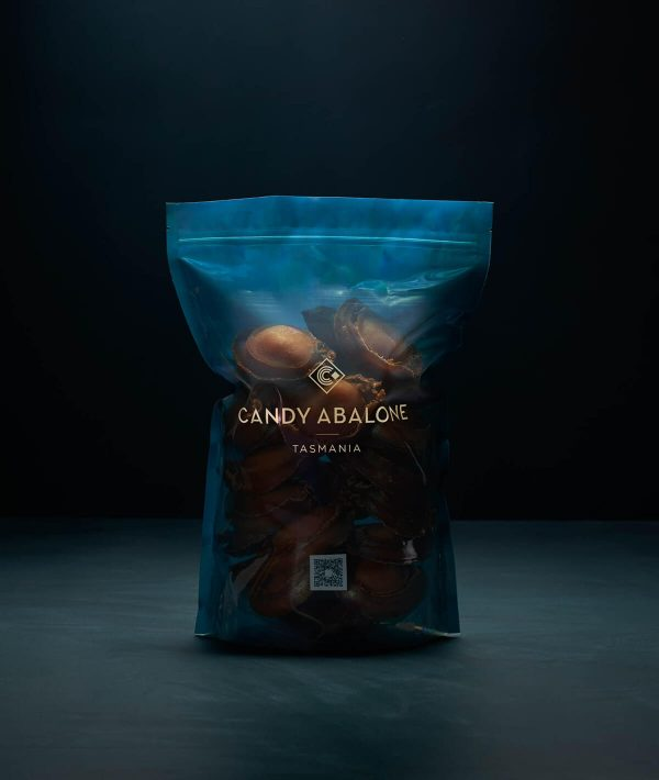 Candy Abalone dried resealable bag