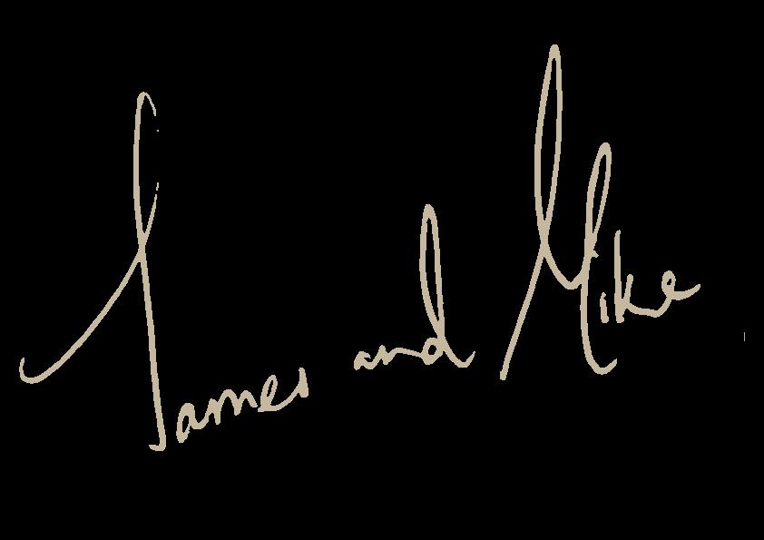 Directors James Polanowski and Mike Vecchione