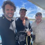 james-diving-with-seaforest-crew-for-seaweed